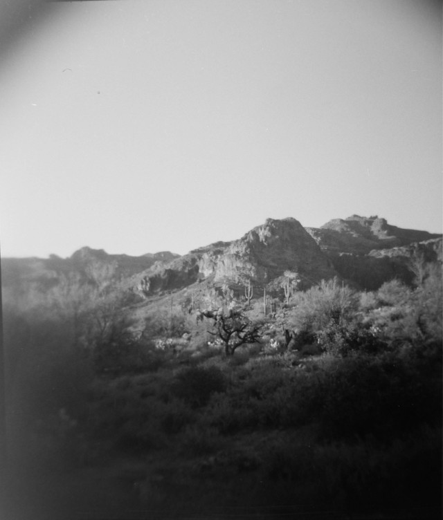 Holga Mountain