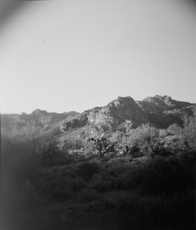 Holga Mountain